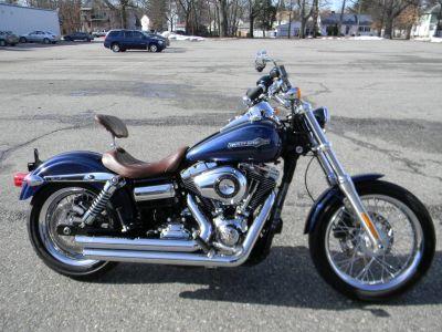 2013 Harley-Davidson Dyna Super Glide Custom Cruiser Motorcycles Springfield, MA