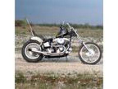 1979 Harley-Davidson FX 1200 Shovelhead Custom Chopper
