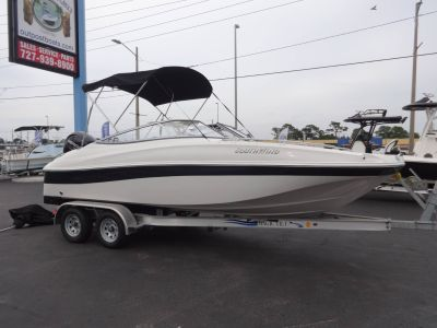 2018 SouthWind 212 SD Deck Boats Holiday, FL
