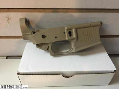 For Sale: FMK lower