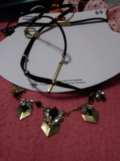 New 12 inch necklace with 4 inch extender #1