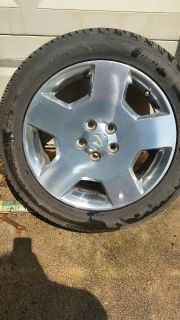 $500, Chevy Impala Rims and tires