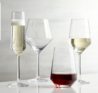 Looking for a variety of wine glasses