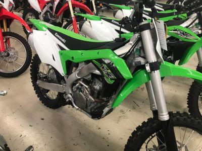 2017 Kawasaki KX250F Motocross Motorcycles Corona, CA