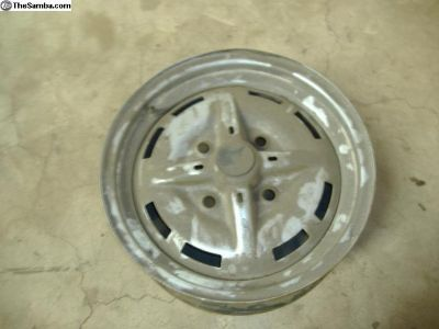 "VW SPORT Bug Rims 5.5 x 15 "" slotted"