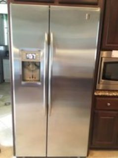 GE Profile Stainless Steel Counter-Depth Refrigerator - Summerwood Pick Up!