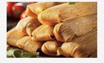 Tamales Saturday Only