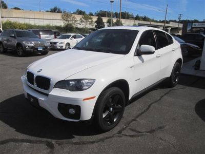 2009 BMW X6 xDrive35i (White)