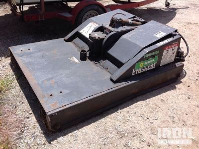 2011 Bobcat Brushcat 60 Skid-Steer Brush Cutter