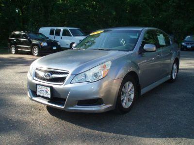 2011 Subaru Legacy 2.5i Premium (Graphite Gray Metallic)