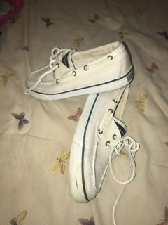 Women s sperry boat shoes size 5.5