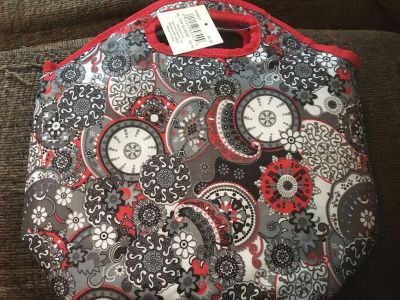 NEW - Insulated Lunch tote
