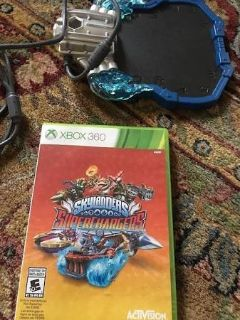 Skylanders Superchargers game and portal for Xbox 360