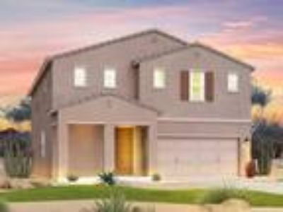The Hitchcock by Meritage Homes: Plan to be Built