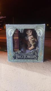 The Lord of the Rings The Two Towers Collectors Dvd Set