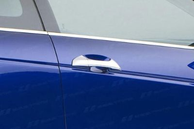Find SES Trims TI-DH-154-2 08-11 Honda Accord Door Handle Covers Car Chrome Trim 3M motorcycle in Bowie, Maryland, US, for US $46.80