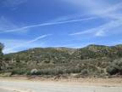 63 acres on Pine Canyon Road at Three Points Rd in Three Points