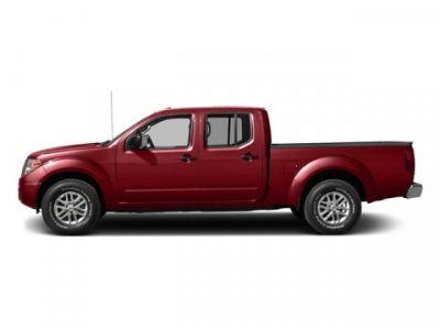 2016 Nissan Frontier SE V6 (Lava Red)