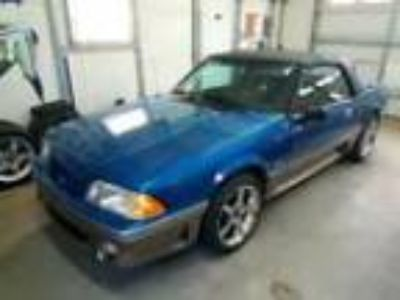 1992 Ford Mustang GT 1992 FORD MUSTANG GT CONVERTIBLE NO RESERVE