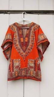 Vintage Late 1960s Bohemian Size Small