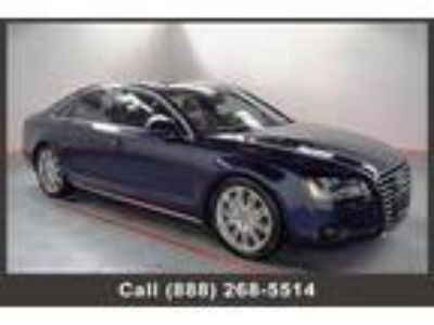$27367.00 2014 AUDI A8 with 56376 miles!