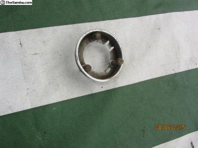 bay window bus steering wheel horn contact