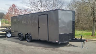 2018 Other New 8.5x20 Tandem Axle Enclosed Trailer