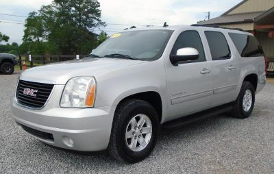 2011 GMC Yukon XL SLT 1500 (SILVER)