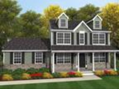 The Bryant Heritage by Keystone Custom Homes: Plan to be Built