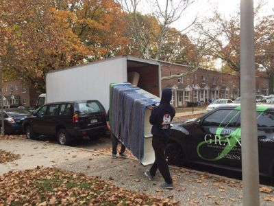 Residential moving services in New York