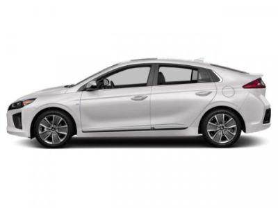 2019 Hyundai IONIQ Hybrid Limited (Ceramic White)