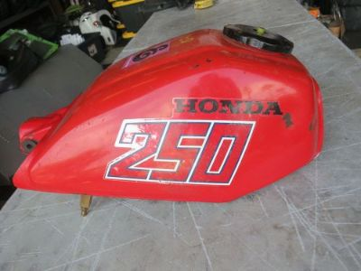 Sell 1981 1982 HONDA 250R ATC OEM GAS FUEL TANK W/ PETCOCK AND GAS CAP 81 82 ATC250R motorcycle in Chula Vista, California, United States, for US $175.00