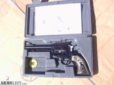 """For Sale: ANIB RUGER NEW MODEL BLACKHAWK .45COLT 5.5"""""""