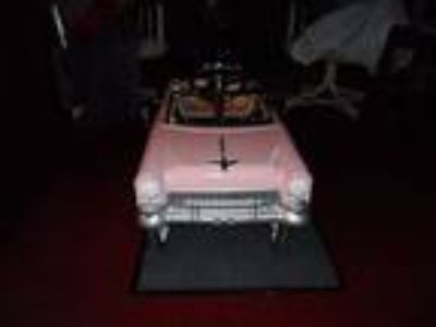 1957 vintage chevy pedal car