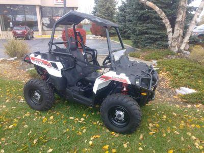 2014 Polaris Sportsman Ace Utility ATVs Monroe, MI
