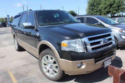Used 2014 Ford Expedition EL 2WD 4dr