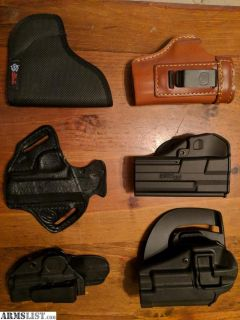 For Sale: Gun Holsters