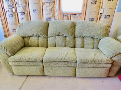 Well-made Lazy Boy Couch and Love Seat
