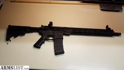 For Sale/Trade: AR 15 Noreen lower, DPMS Upper