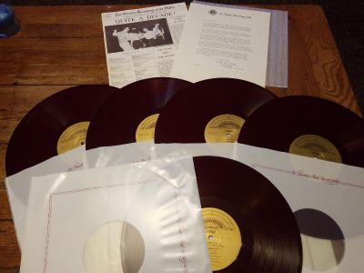 Franklin mint greatest recordings of the 1950s