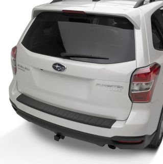 Buy 2014+ Subaru Forester OEM Rear Bumper Cover motorcycle in Boulder, Colorado, US, for US $60.62