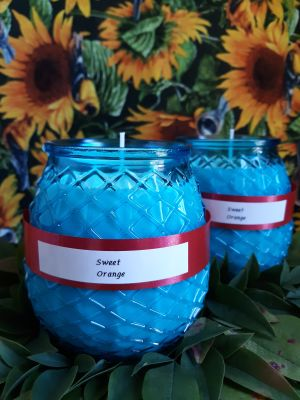 NEW Aromatherapy Soy Candles