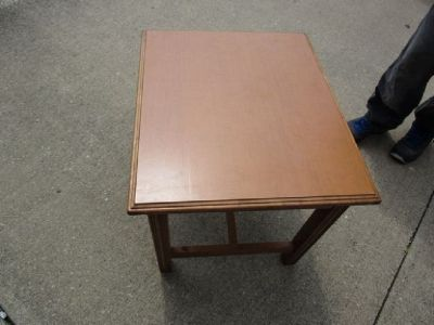 (11) Wood End Tables RTR#7063899-03