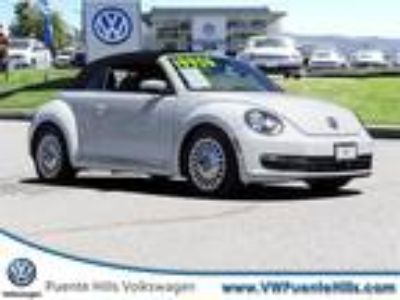2015 Volkswagen Beetle 1.8T w/technology