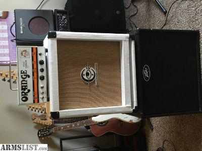 For Trade: Guitar Tube Amp Trade