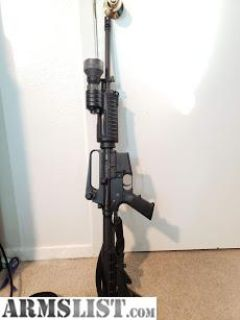 For Sale: Police Trade in AR15