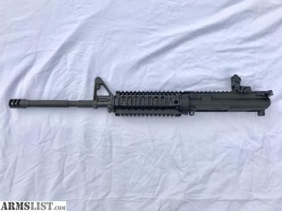 For Sale: Stag Upper, DD Rail, Magpul Rear Sight