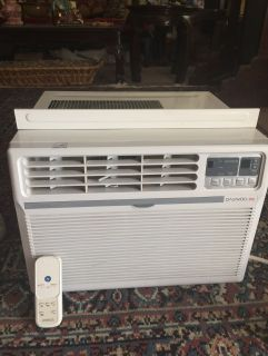 ENERGY STAR WINDOW AIR CONDITIONER 5350 BTU