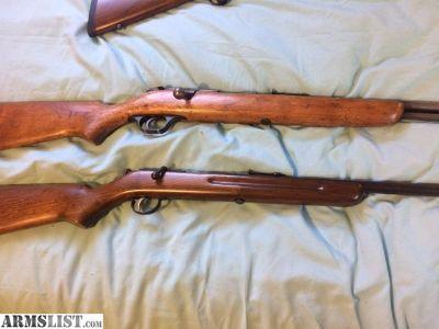 For Sale/Trade: Remington & Stevens 22