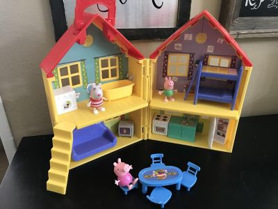 Peppa Pig - Deluxe House